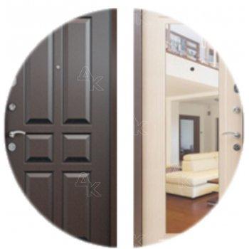 Дверь входная SUPER DELTA 07