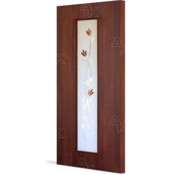 Дверь межкомнатная ламинированная С-17 тюльпан