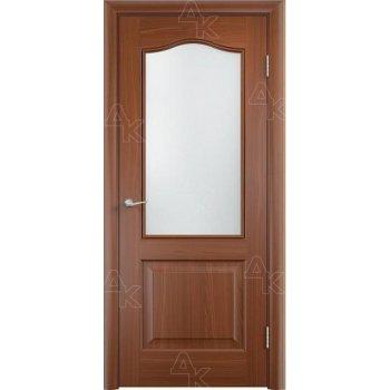 Дверь межкомнатная ПВХ Классика ДО Сатинато